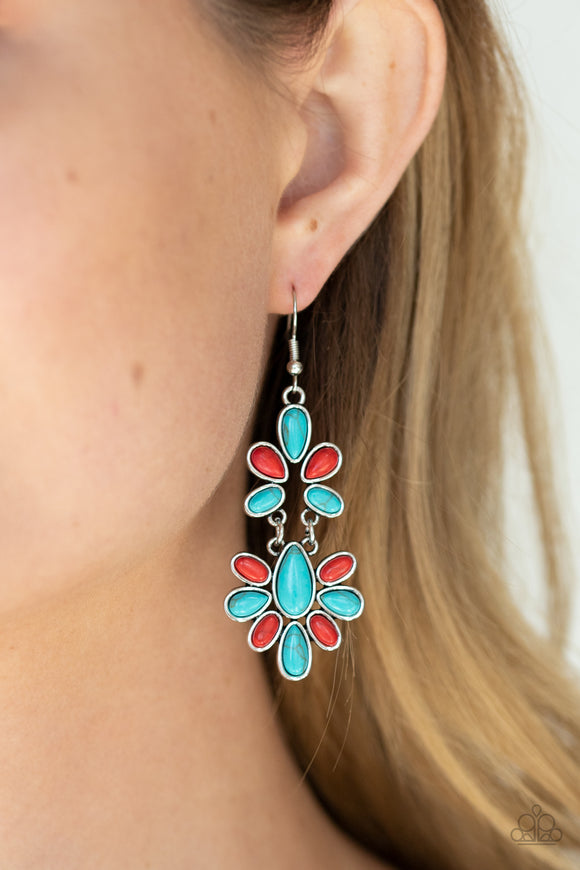 Cactus Cruise - Multi earrings