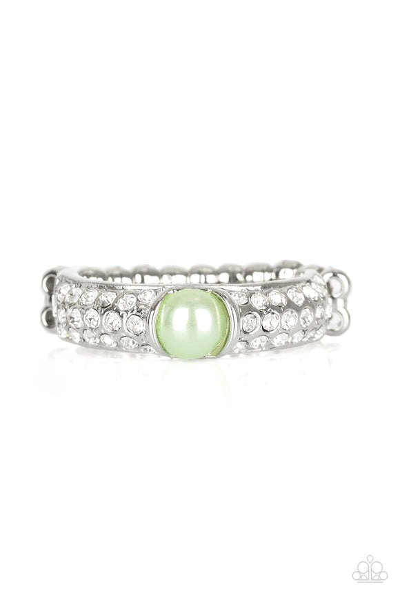 Brighten Your Day - Green ring