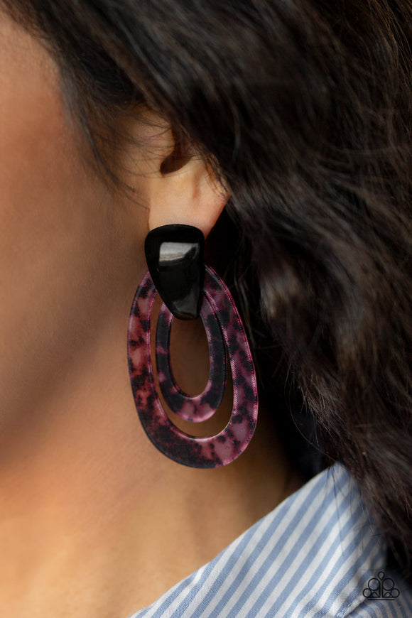 The HAUTE Zone - Multi earrings