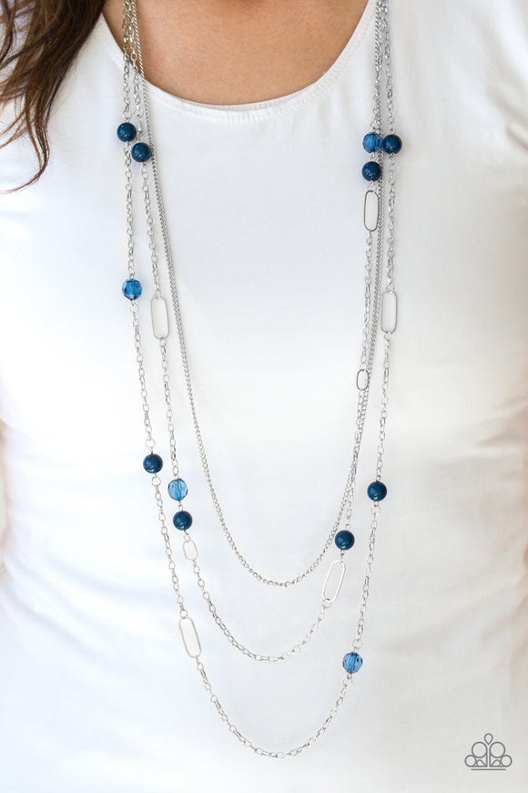 Paparazzi Necklace/Earring Set -