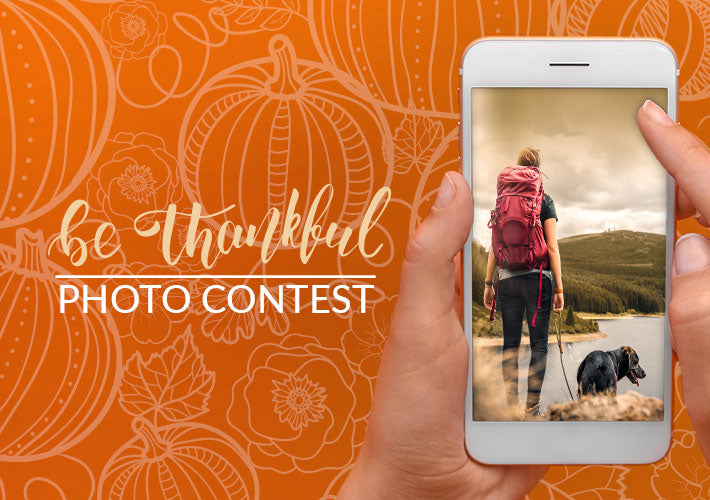 Be Thankful Photo Contest