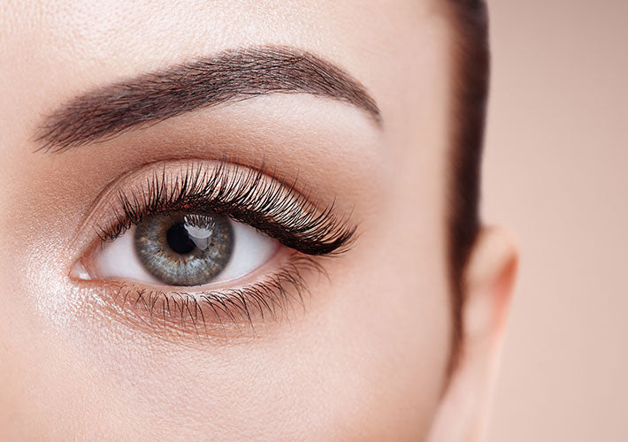 LASHES NEED LOVE WHILE YOU'RE STUCK AT HOME