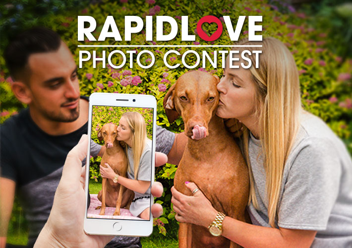 RAPIDLOVE INSTAGRAM PHOTO CONTEST