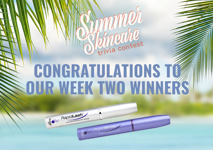 Summer Skincare Trivia Quiz #2 Results
