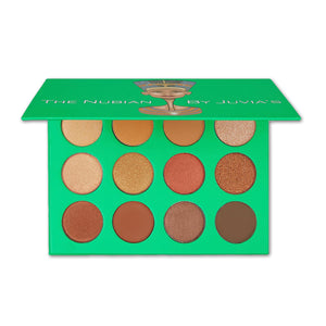 Juvia's place the nubian palette oogschaduw palet