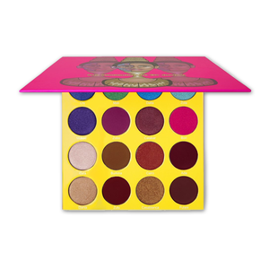 Juvia's place the masquerade palette oogschaduw palet