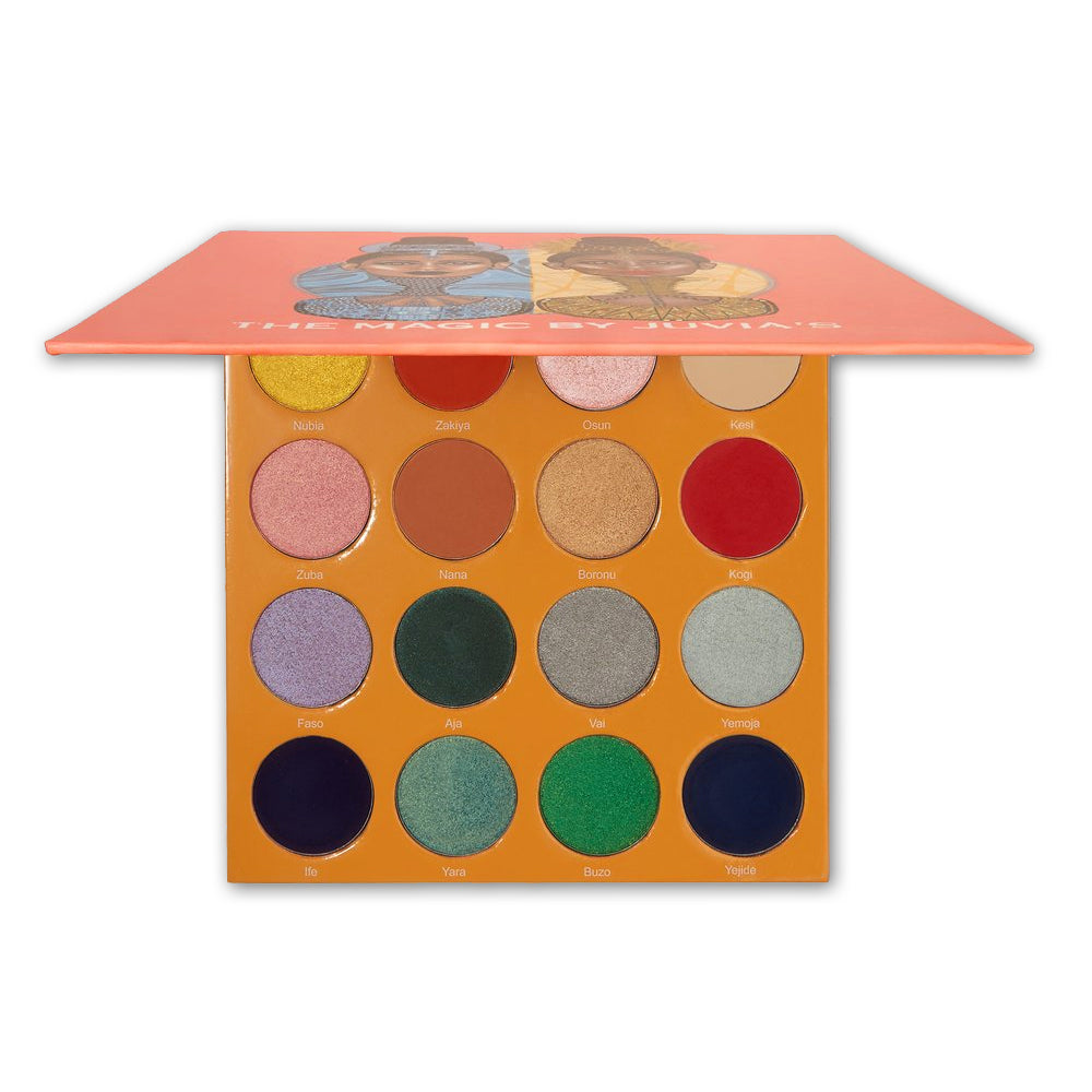 Juvia's place the magic palette oogschaduw palet