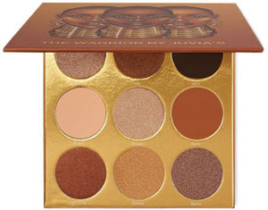 Juvia's place the warrior palette oogschaduw palet