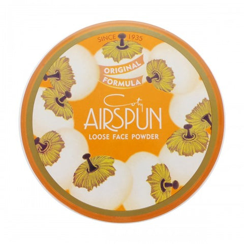 Coty Airspun translucent setting powder makeup poeder