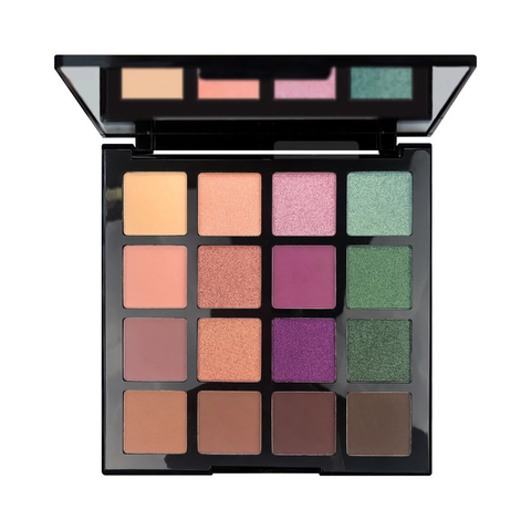 LA Girl - Fierce & Wild Eyeshadow Palette Untamed