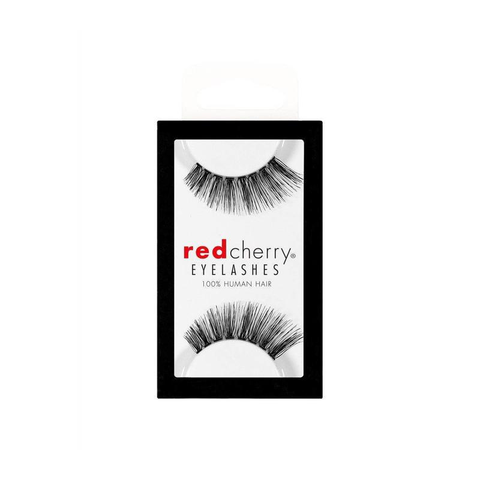 Red Cherry Eyelashes - Darla