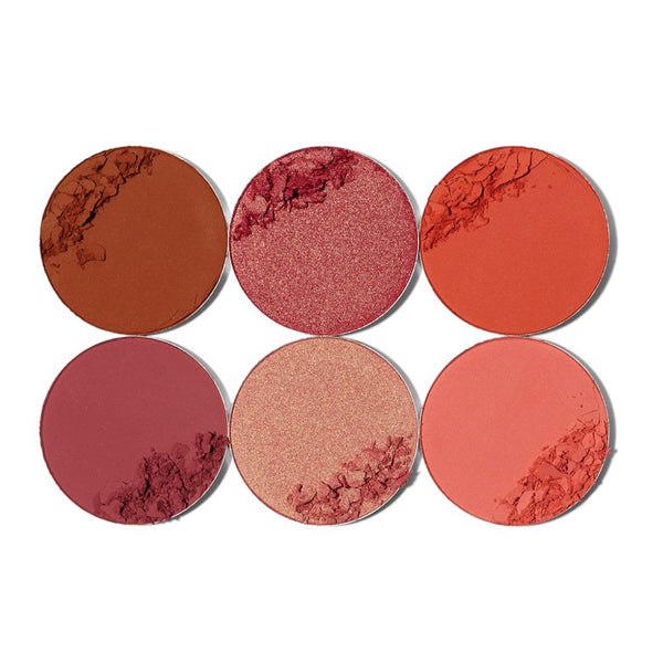 Juvia's Place - The Saharan Blush Palette Volume II