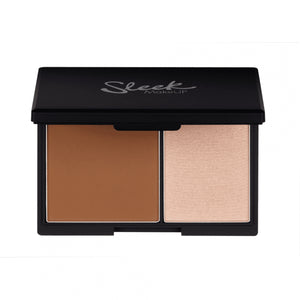 lichte bronzen contour poeder highlighter sleek makeup goedkoop beauty
