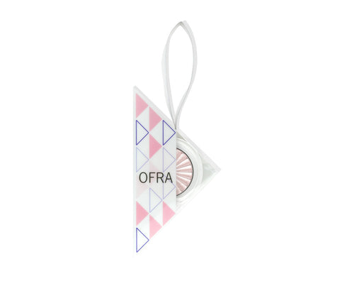 kerstboom make-up feestdagen kopen online highlighter ofra cosmetics pillow talk