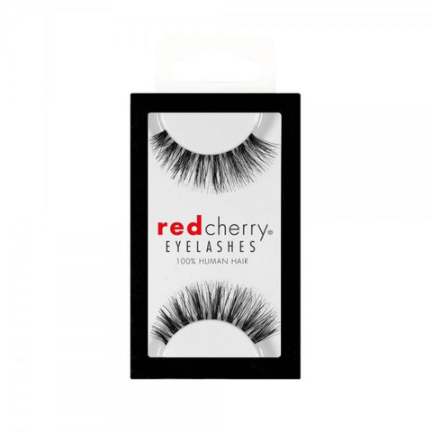 Red Cherry Eyelashes - Ivy