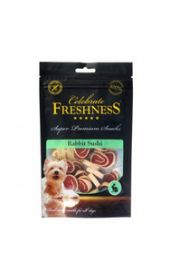 FRESHNESS RABBIT SUSHI 100GR