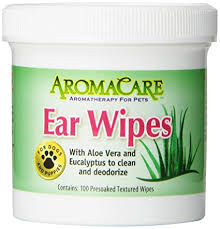 PPP AromaCare Ear Wipes