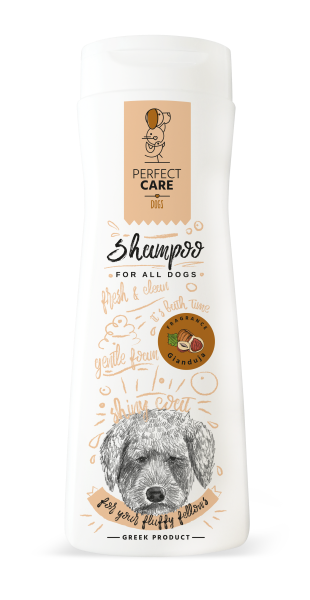 Perfect Care Gianduja Shampoo For All Dogs