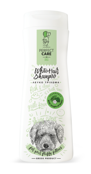 Perfect Care Wild Jungle Of Mabu Shampoo For White Hair Dogs