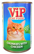 VIP Chunkc with Chicken 415gr