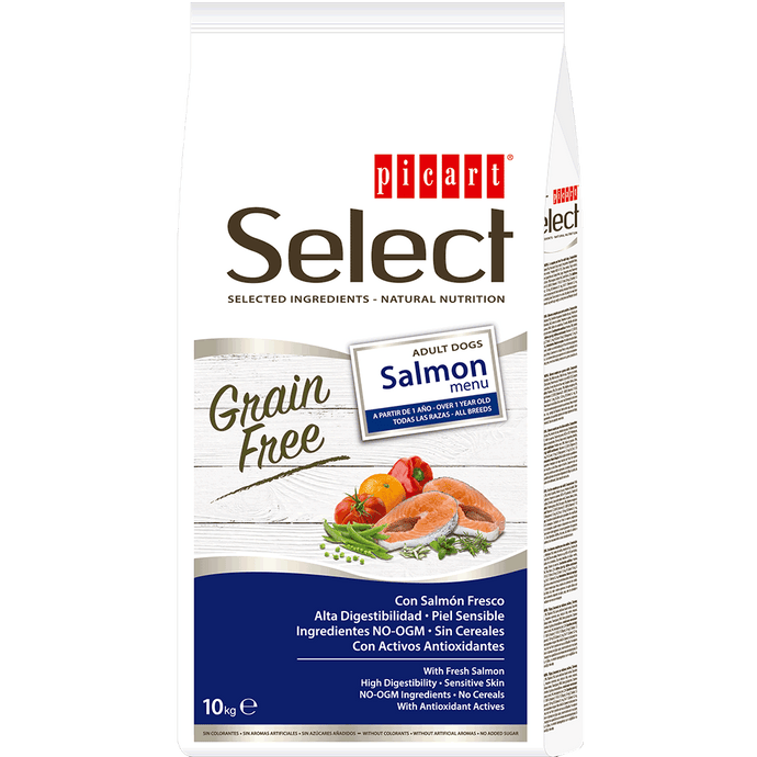 Picart Select Grain Free Salmon 2kg