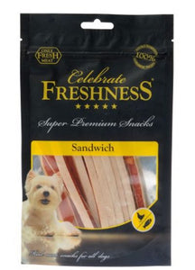 FRESHNESS CELEBRATE CHICKEN SANDWICH - 100GR