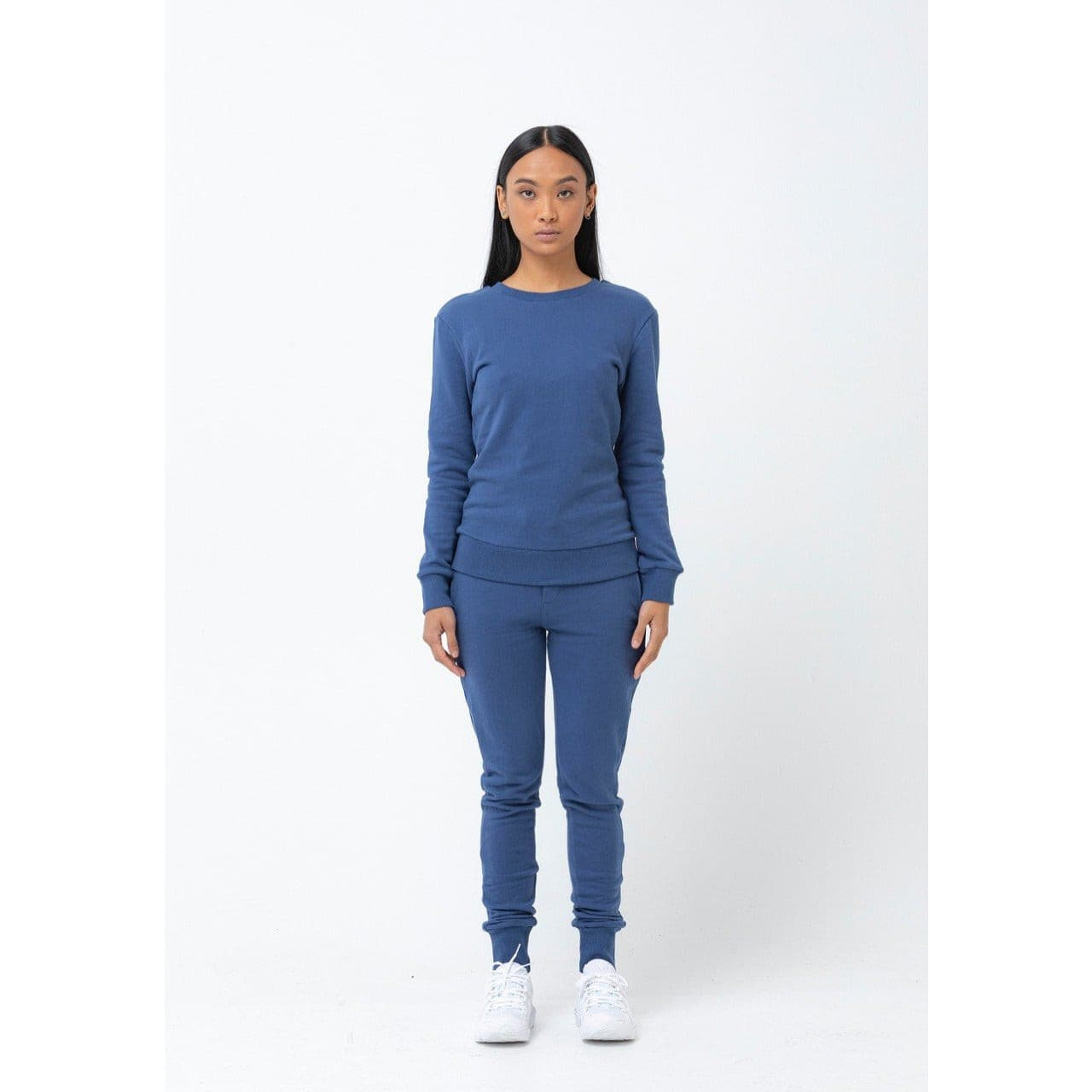 The Sweatpant - Indigo - THE LABEL