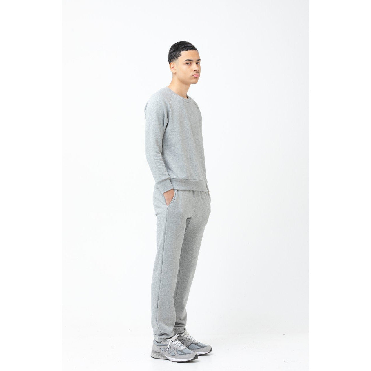 The Men's Sweatpant - Grey
