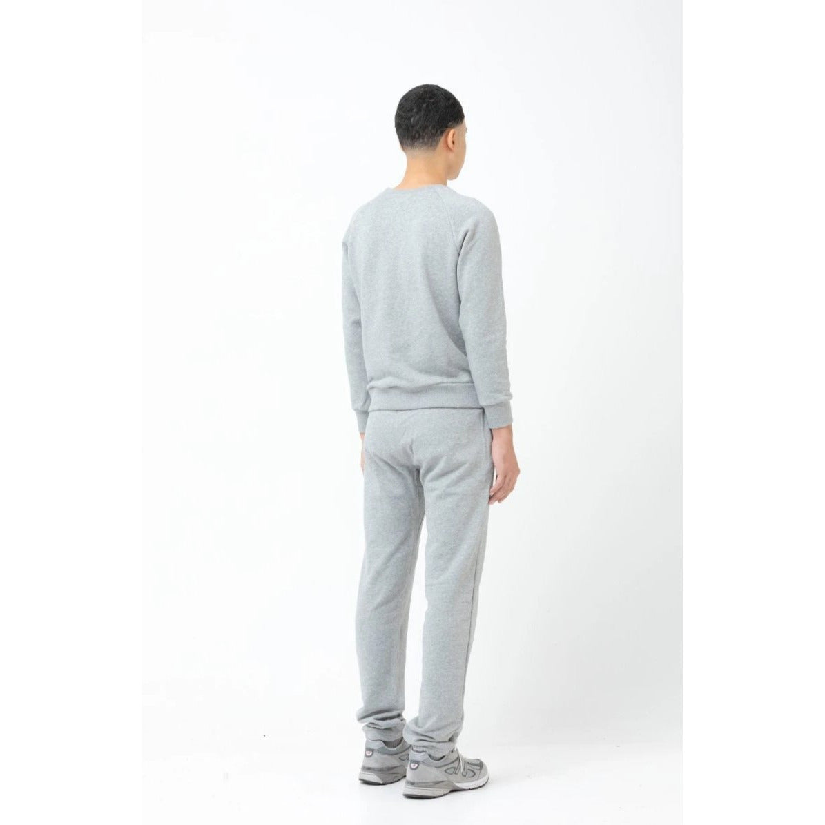 The Men's Sweatpant - Grey - THE LABEL