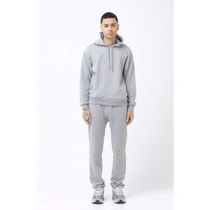 The Men's Hoodie - Grey - THE LABEL