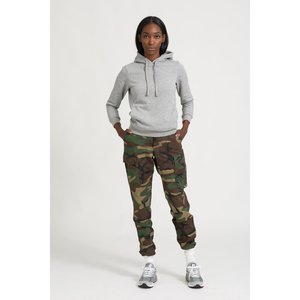 The Cargo Pant - Camouflage.