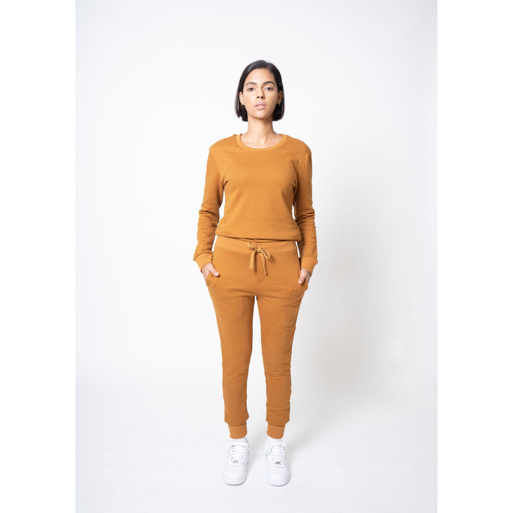 The Sweatshirt - Terracotta