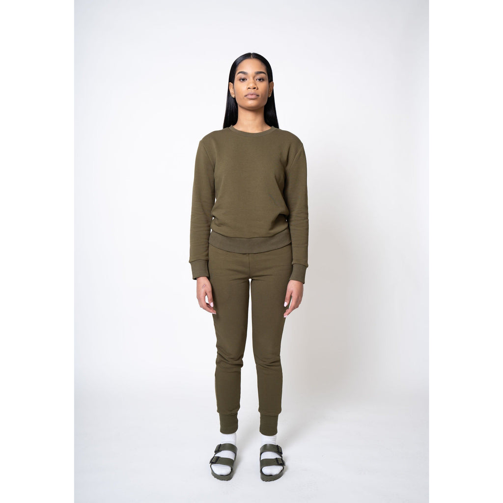The Sweatshirt II - Olive