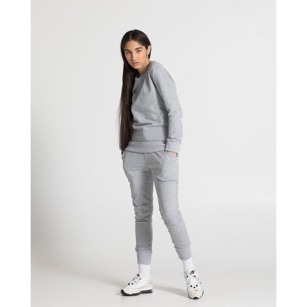 Woman's Grey Sweatshirt