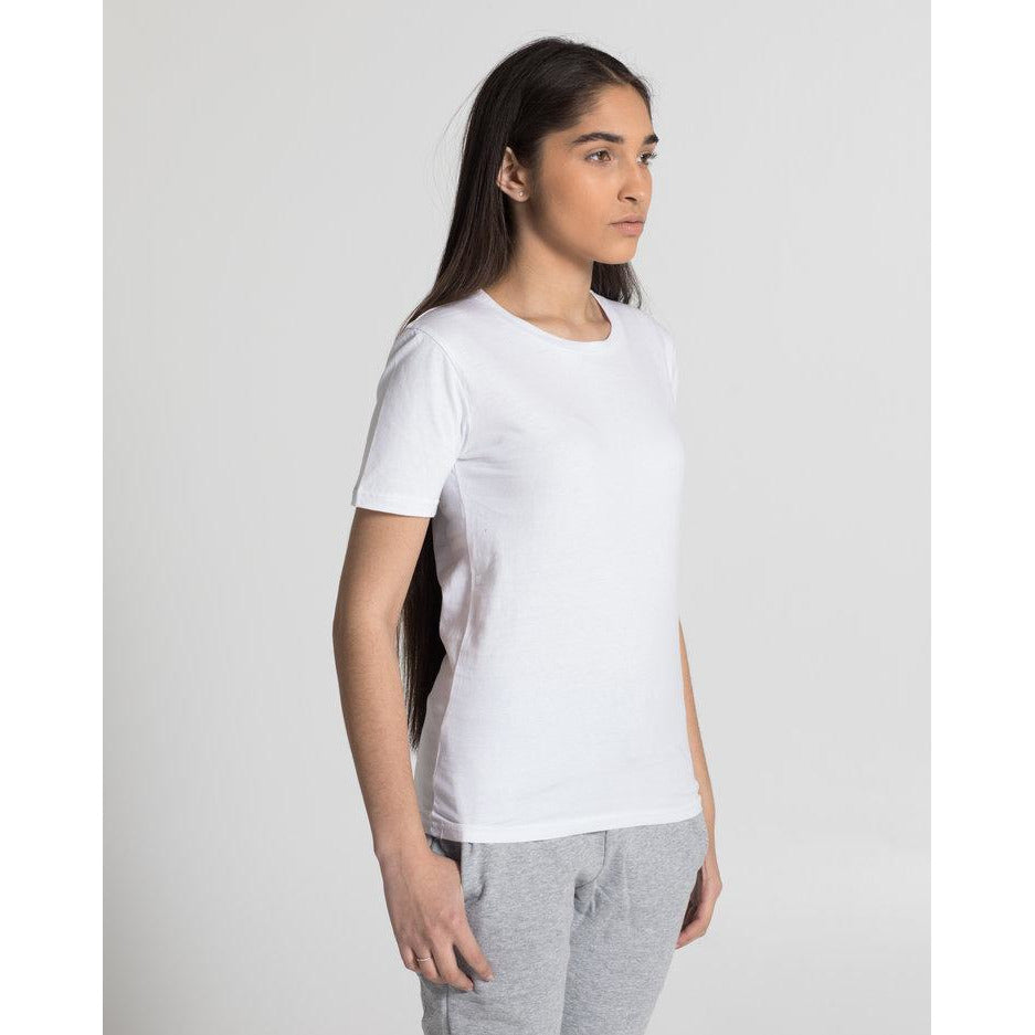 The T-Shirt - White - THE LABEL