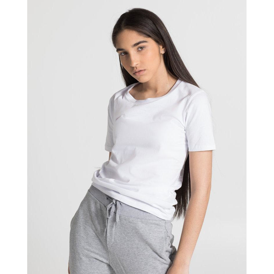 The Everyday Cotton T-Shirt in White