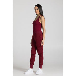The Jogger - Oxblood - THE LABEL