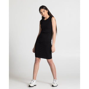The Tank Dress - Black - THE LABEL