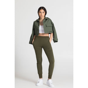 The Jogger - Olive.