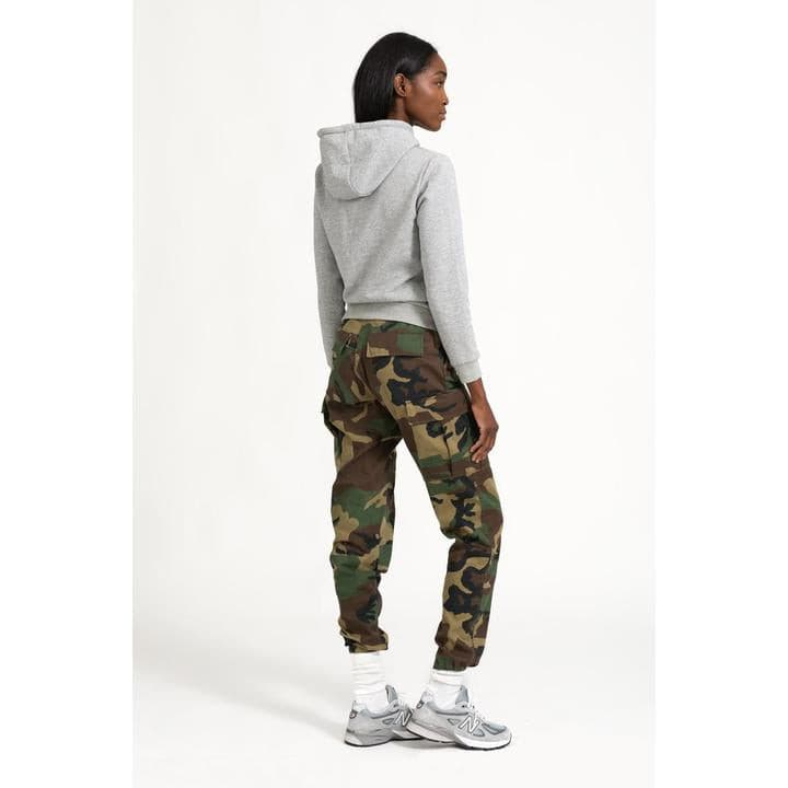 The Cargo Pant - Camouflage