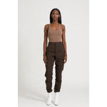 The Cargo Pant - Brown