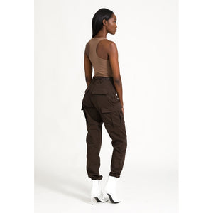 THE CARGO PANT, BROWN