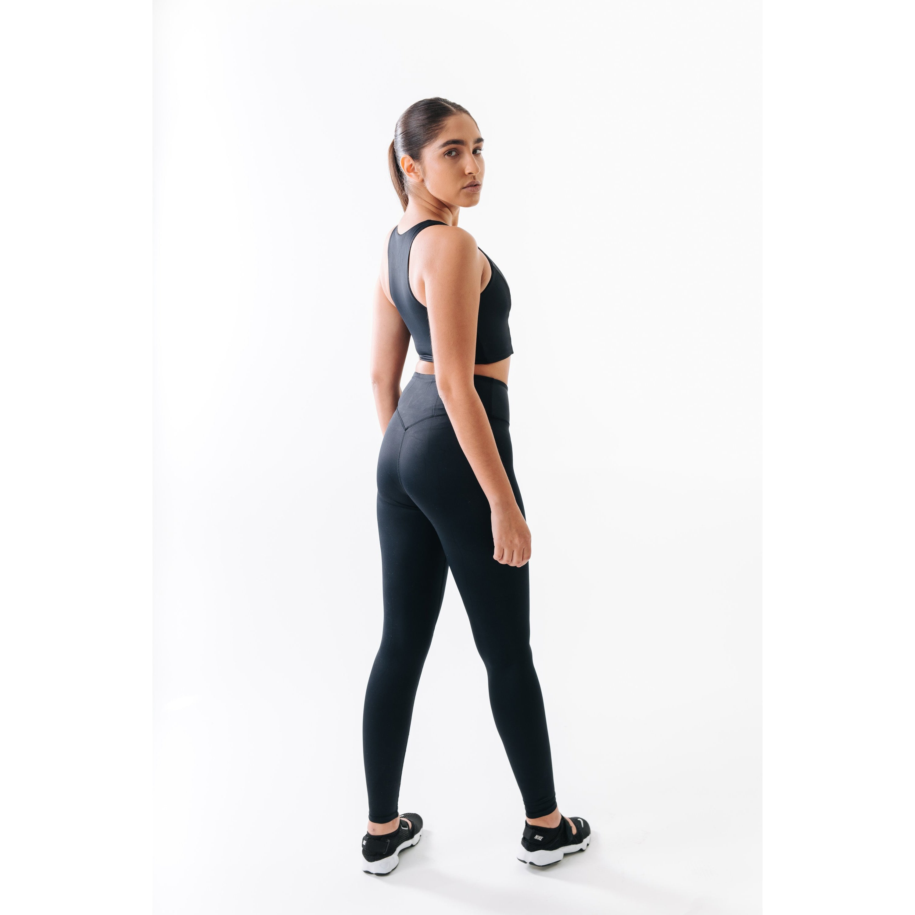 Athleisure Set - Sports Bra and Leggings