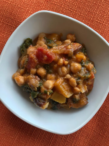 Vegetable Moroccan Stew