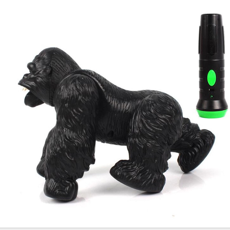 Lighting Infrared RC Gorilla Simulative Remote Control toy