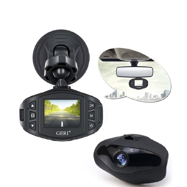 Wifi Dash Camera Night Vision