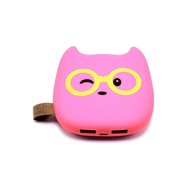 Portable USB External Power Bank
