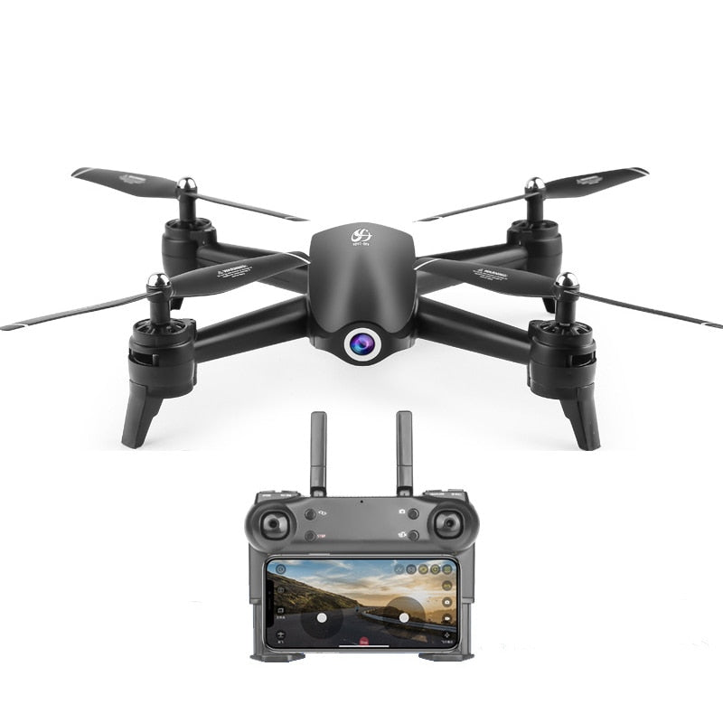 Intelligent Follow Drone Camera