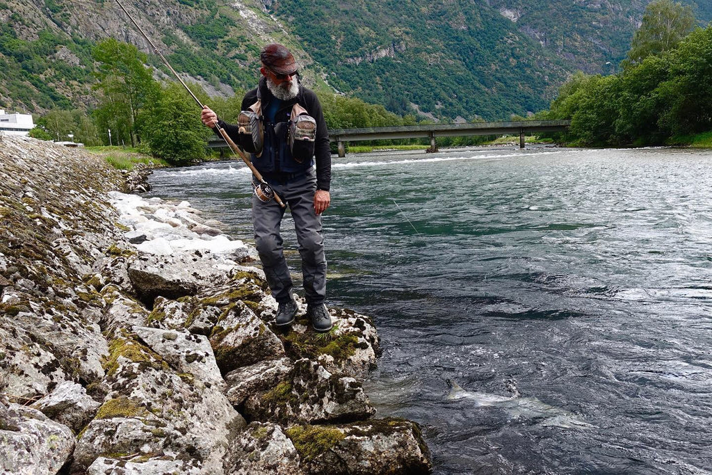 Three challenging days on Laerdal, the Queen of Rivers