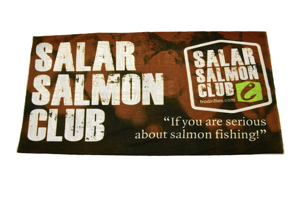 Brown SALAR Club Neck Tube